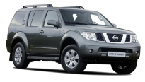 Car Rental Nissan PathFinder in Murcia