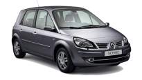 Car Rental Renault Scenic in Murcia