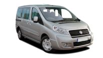 Car Rental Fiat Scudo in Alicante