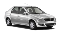 Car Rental Dacia Logan in Murcia