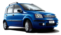 Car Rental Fiat Panda in Murcia
