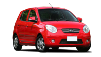 Car Rental Kia Picanto in Murcia