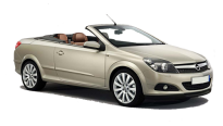 Car Rental Opel Astra Cabrio in Murcia