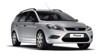Car Rental Ford Focus STW in Murcia