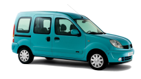 Car Rental Renault Kangoo in Murcia