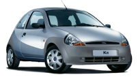 Car Rental Ford Ka in Murcia