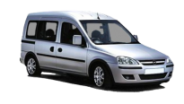Car Rental Opel Combo in Murcia