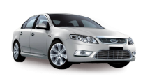 Car Rental Ford Mondeo in Murcia