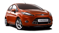 Car Rental Ford Fiesta in Murcia