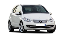 Car Rental Mercedes Benz A160 in Murcia
