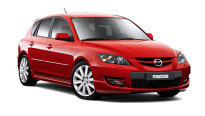 Car Rental Mazda 3 in Murcia