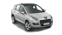 Car Rental Peugeot 3008 in Murcia
