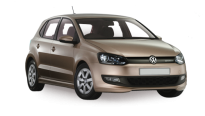 Car Rental VW Polo in Murcia