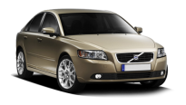 Car Rental Volvo S40 in Murcia