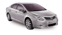 Car Rental Toyota Avensis in Murcia