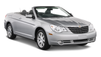 Car Rental Chrysler Sebring cc in Dallas