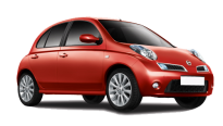 Car Rental Nissan Micra in Murcia