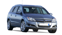 Car Rental Opel Astra Stationwagon in Murcia