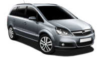 Car Rental Opel Zafira in Murcia