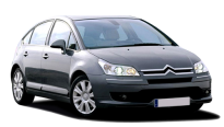 Car Rental Citroen C4 in Murcia