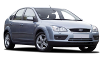 Car Rental Ford Focus 4d in Murcia